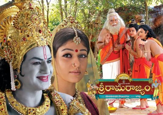 SriRamaRajyam - శ్రీరామరాజ్యం